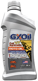 GXOil 4T-MOTO Full Synthetic 10W40 (32Oz)