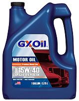GXOil HDMO SynBlend 15W40 CJ-4 (1Gall Jug)