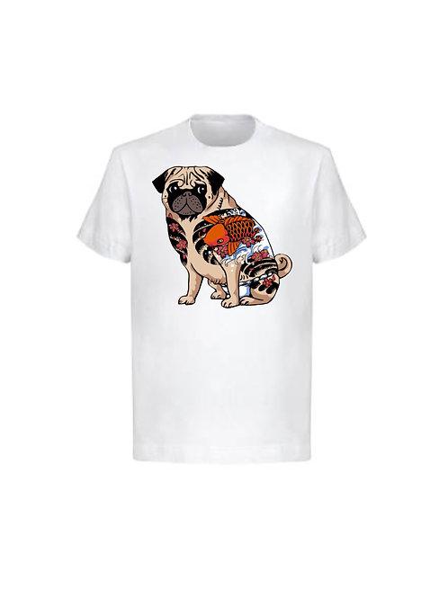 Тениска Tattoo dog