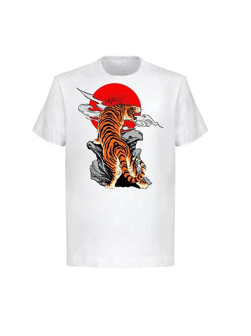 Тениска Japanese Tiger