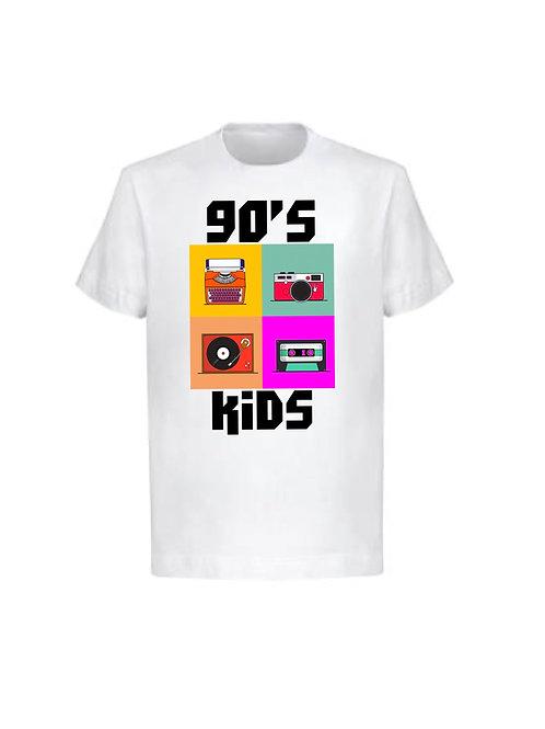 Тениска 90's kids