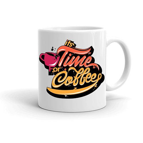 Чаша It's time for coffee