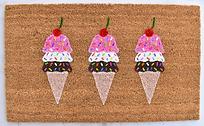 Ice Cream Doormat