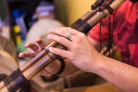 Sound healing - Terapia Sonora Xamânica
