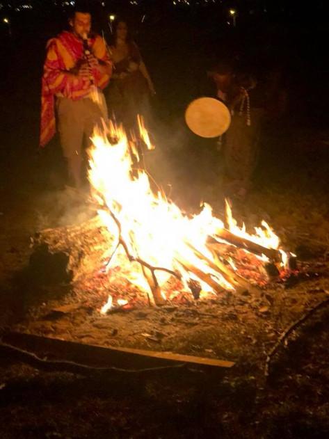 Fogueira de Shiva