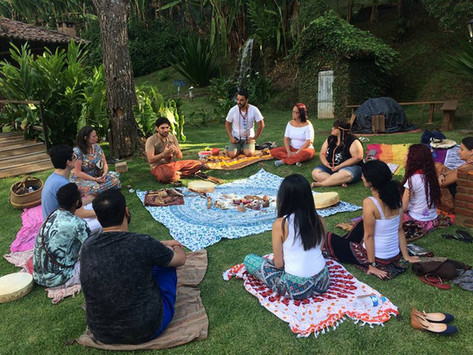 Curso de Xamanismo - Conexão com a Terra e Fortalecimento do Sagrado