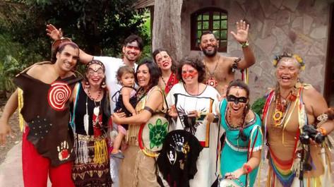 Dança da Águia- Equipe São Paulo