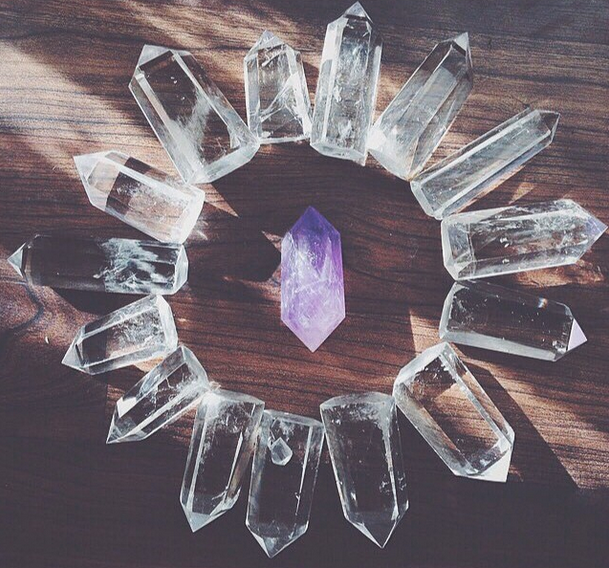 Mandala Cristalina