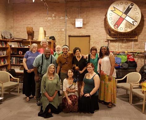 Palestra em Chicago - Xamanismo e as expressões da espiritualidade Brasileira