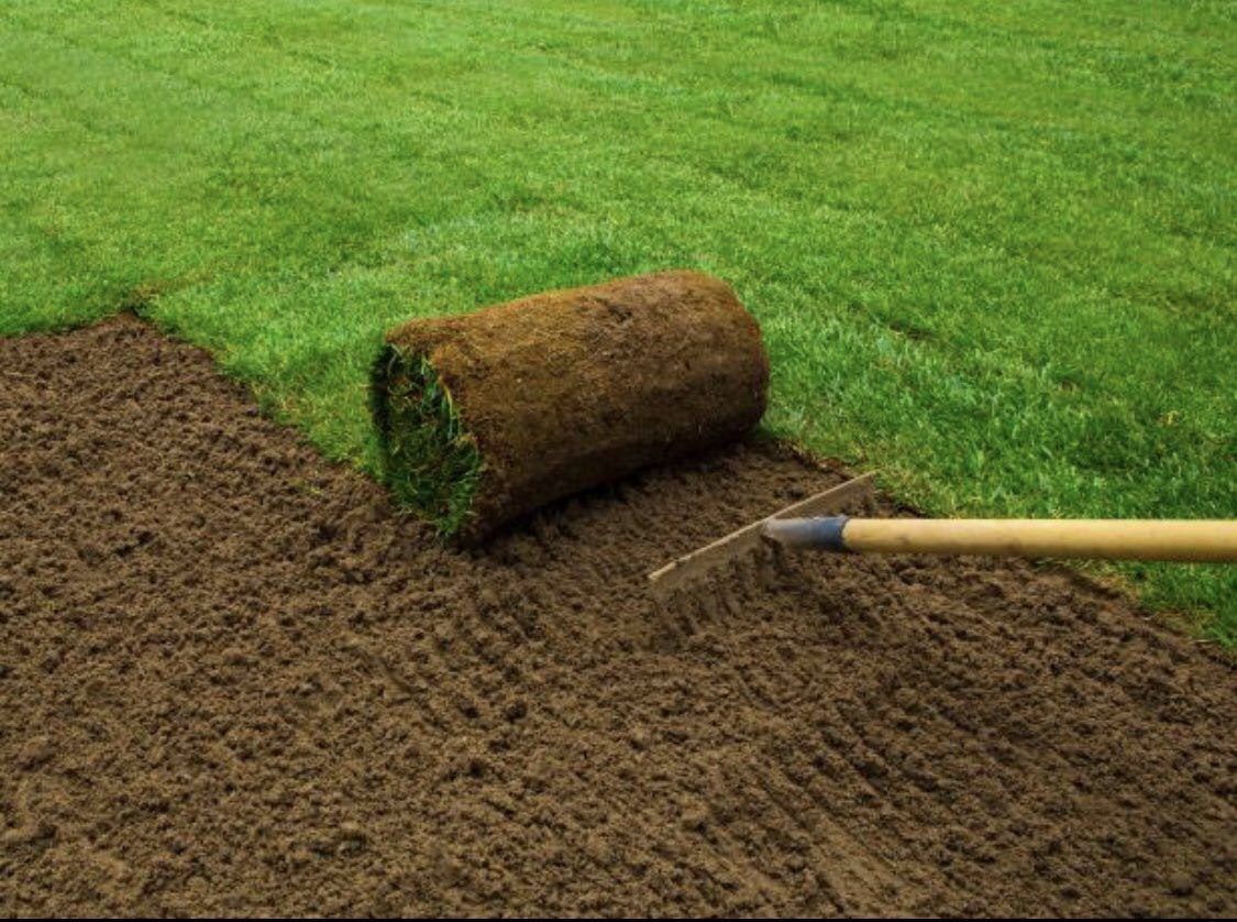 SOD INSTALLATION & REMOVAL