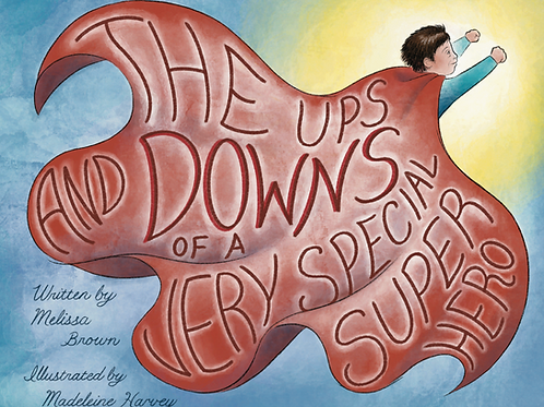 The Ups and Downs of a Very Special Superhero