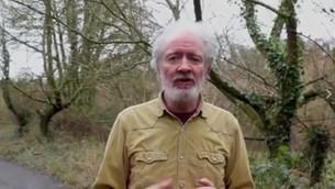 Malcolm Noonan speaks on Flood Management