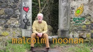 Malcolm Noonan speaks on Community Funding