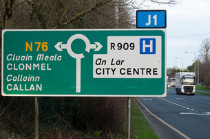 Kilkenny's ring road extension hits a bump in the road.