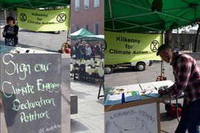 Praise for Kilkenny Climate Activists