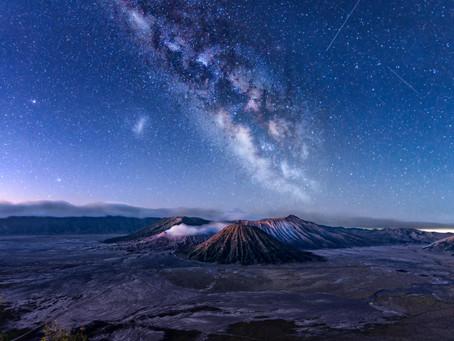 Monte Bromo: Due Notti Indimenticabili