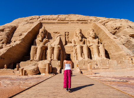 Egitto On The (Rail)Road