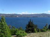 Weather in Colombia - Tota Lake
