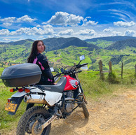 motorcycle trips south america