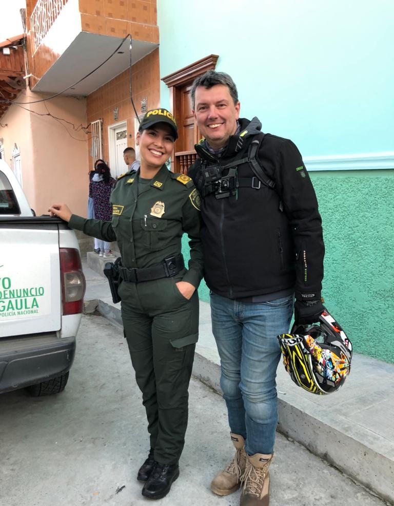 Medellin Motorcycle Tours