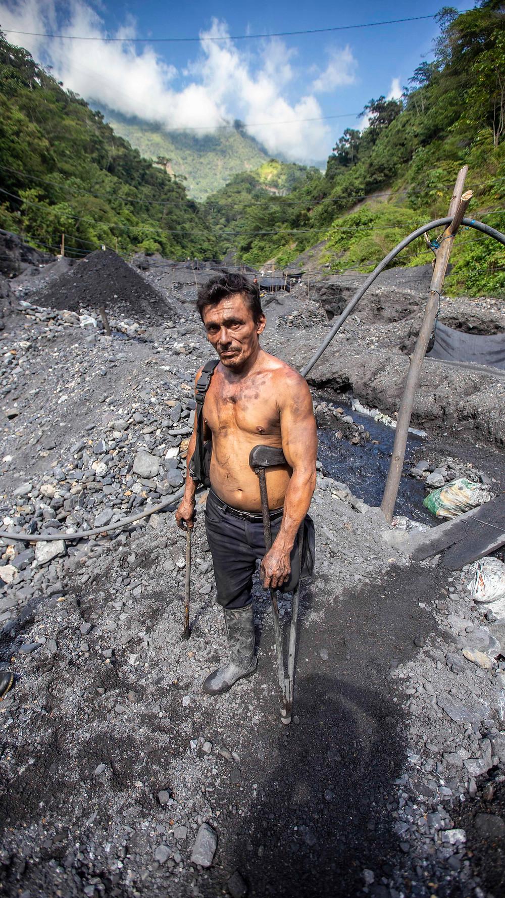 colombia guaquero emerald mine