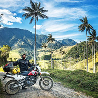 Colombia Motorcycle Tours