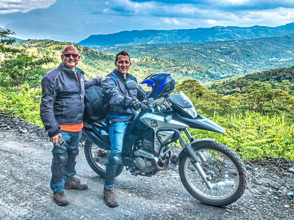 Motorcycle Rent Medellin