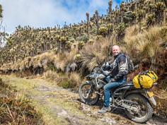 Motorbike Rental Medellin, Colombia - Honda XRE300