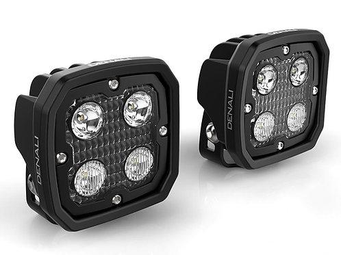 DENALI D4 2.0 TriOptic LED Light Kit With DataDim Technology