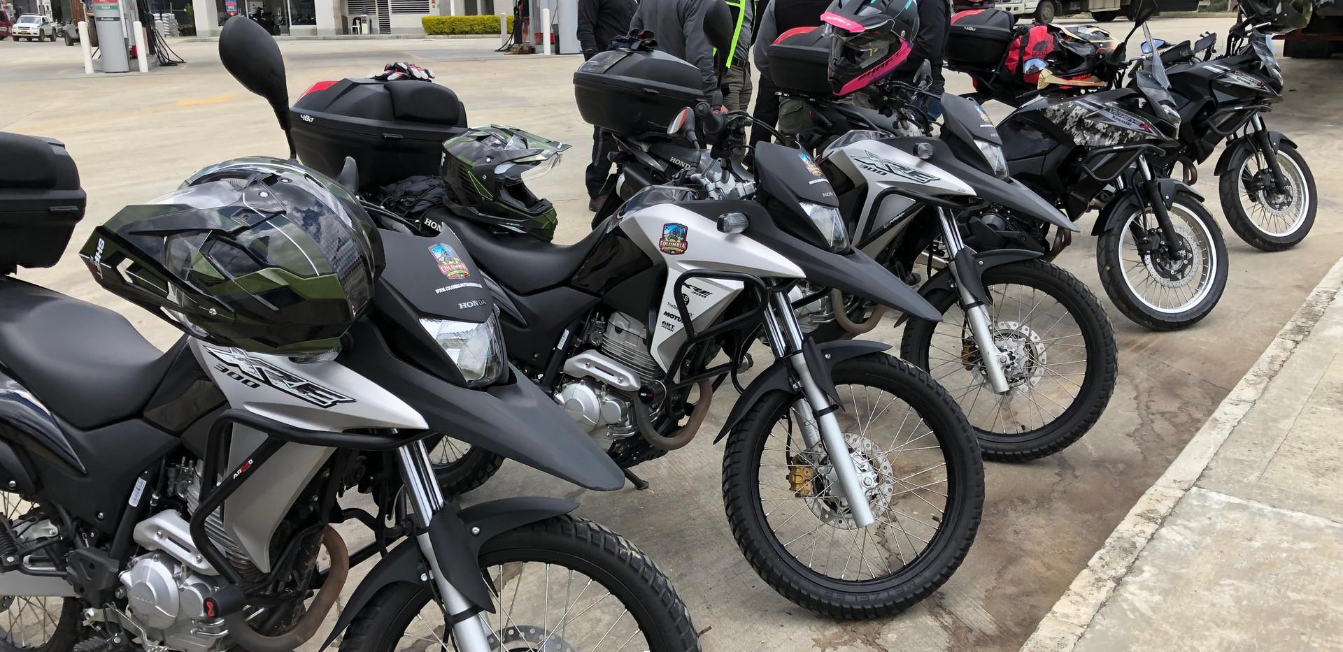 10 Rental Motorcycles