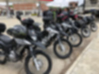 Colombia Group Motorcycle Tours