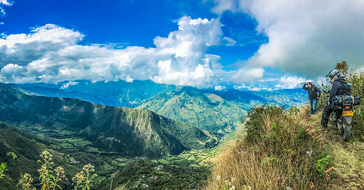 Stunning Panoramas in Colombia