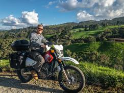 Motorcycle Rentals edellin Colombia