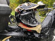 Shaft Motorcycle Helmet