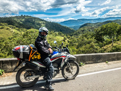 Colombia Off-Road Motorcycle Tour