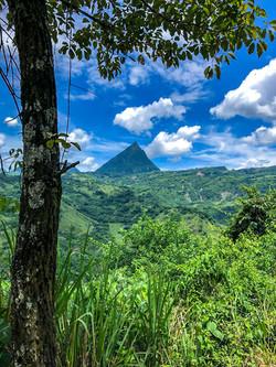 Cerro Tusa Colombia