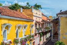 Motorcycle Trip To Cartagena
