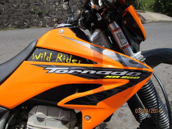 Honda Tornado XR250