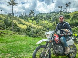motorcycle rental in medellin