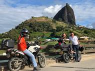 Guatape Colombia Motorcycle Rental