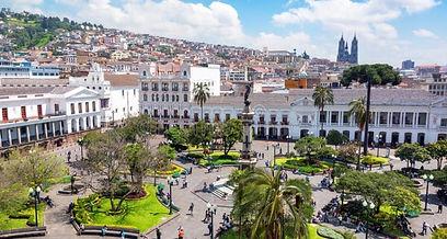 Quito, Ecuador Plaza