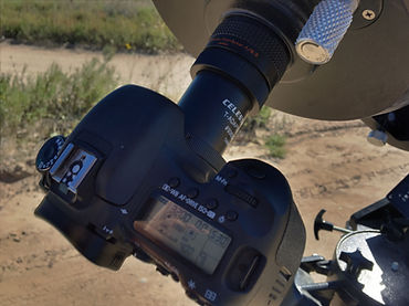 Camera Settings for Photographing Internaional Space Station Solar Transit