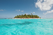 Weather in Colombia - Johny Cay, San Andres