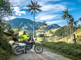 colombia motorcycle off road