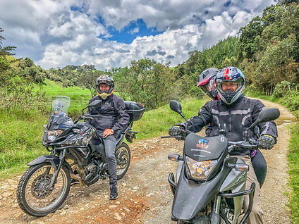 Off-Road Motorcycle Trip in Medlelin