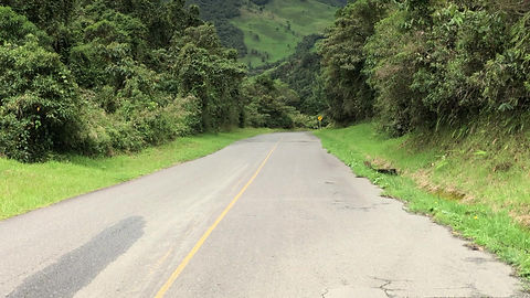 Medellin, Colombia Motorcycle Tour