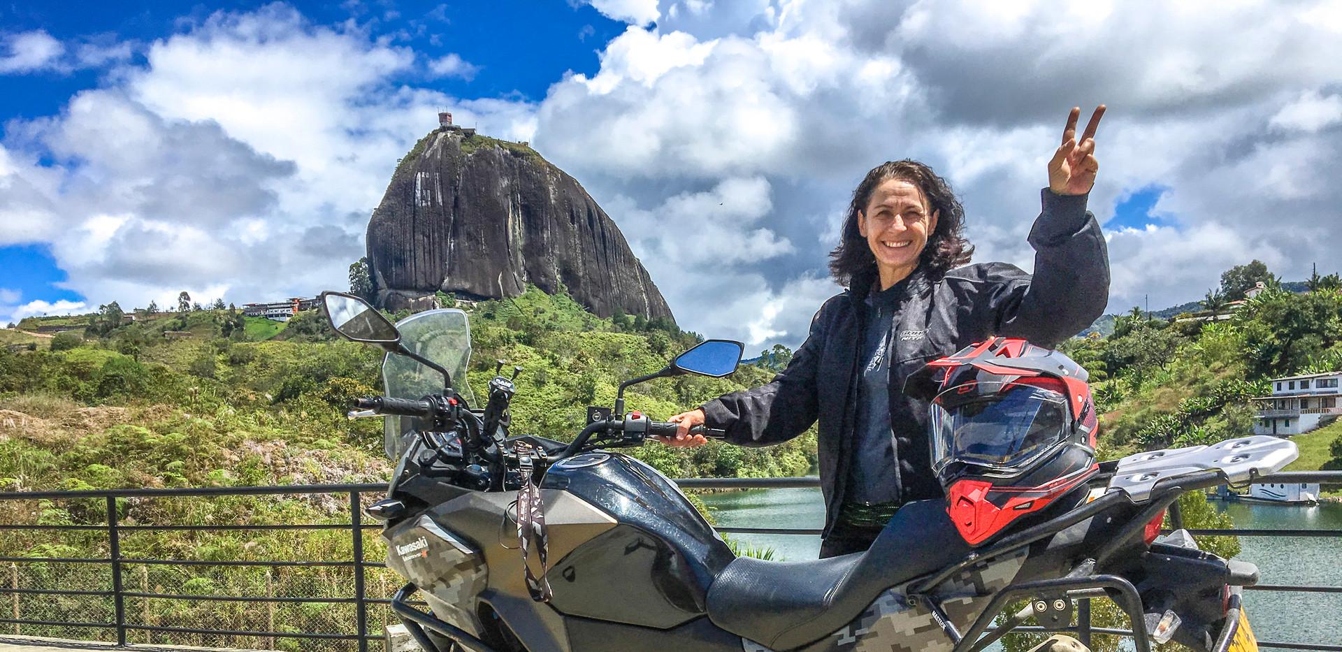 Medellin Motorcycle Rental