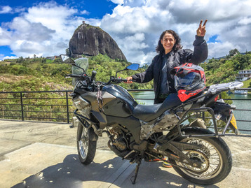 Guatape Motorcycle Tour