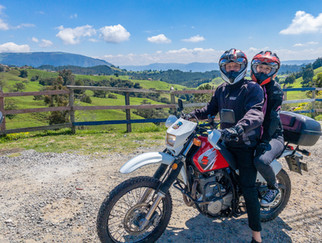 motorcycle routes in south america