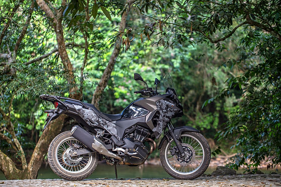 Buy a Motorcycle In Colombia - Kawasaki Versys-X 300